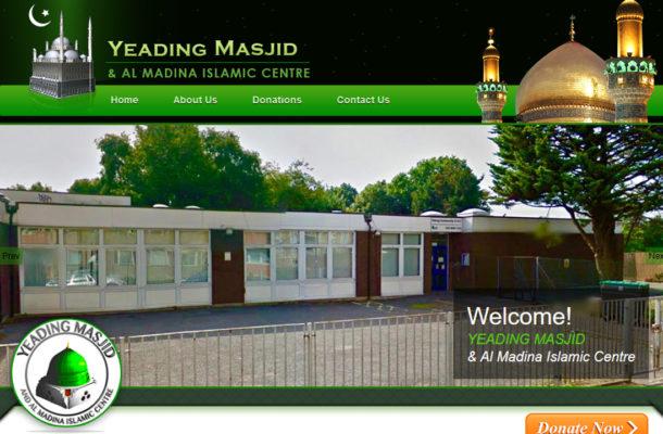 Yeading Mosque