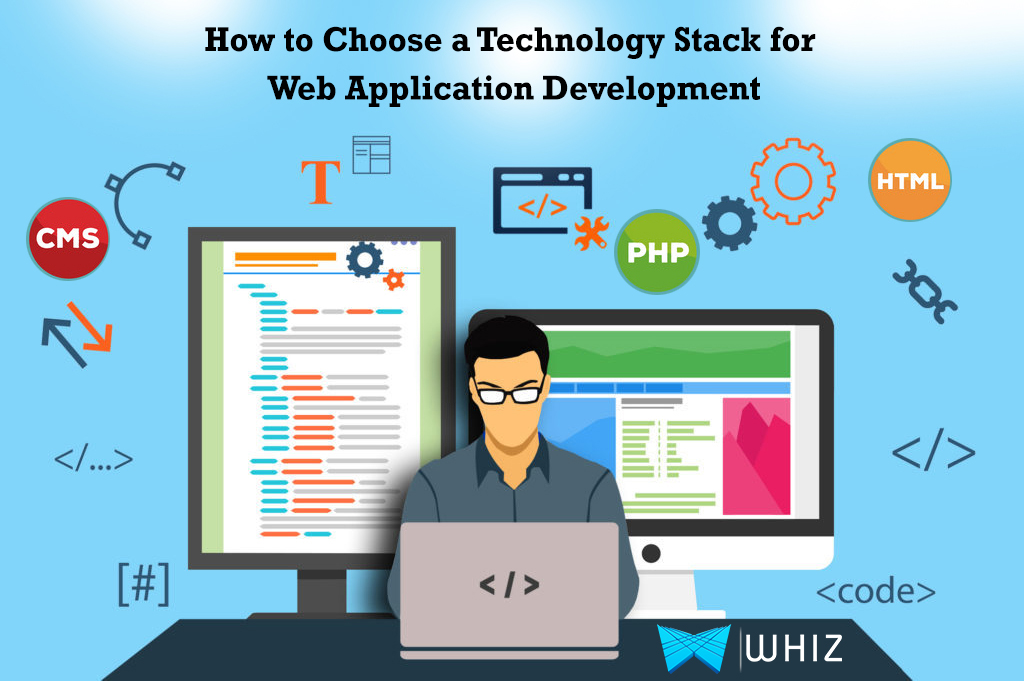 Whiz-technology-stack-for-web-application